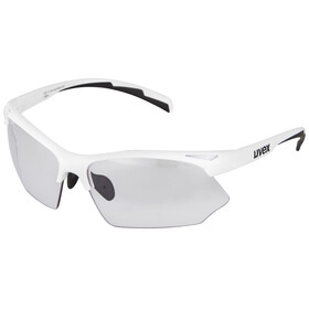 UVEX sportstyle 802 v Bike Glasses white